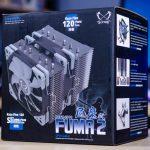 Scythe Fuma 2 CPU Cooler Review: Reverse Jet Flow Power