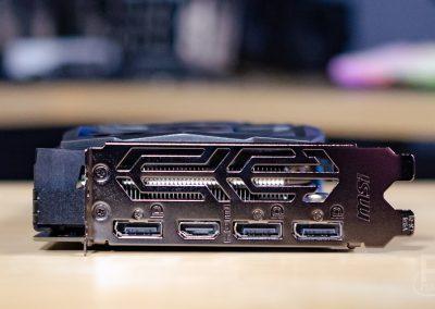 MSI GTX 1650 Super IO