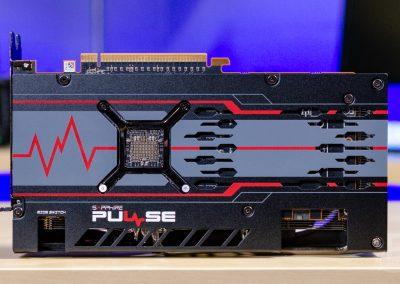 AMD Radeon RX 5600 XT Back