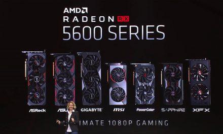 CES 2020: AMD Announces the Radeon RX 5600 XT for $279