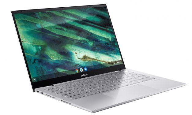 CES 2020: ASUS Announces the Chromebook Flip C436