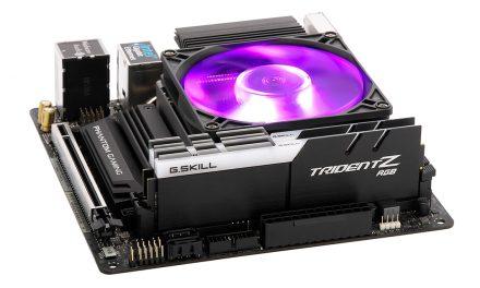 Cooler Master Introduces MasterAir G200P Low-Profile CPU Cooler