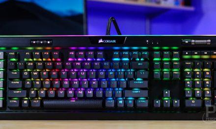 CORSAIR K95 RGB PLATINUM XT Keyboard Review: Improving the Flagship