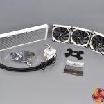 Captain?  DeepCool's 360X AIO Cooler For The Threadripper 3990X