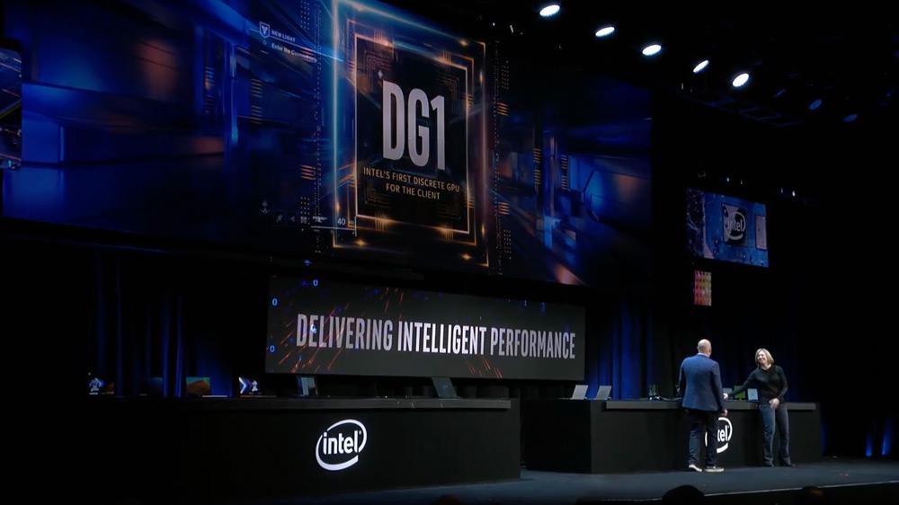 intel dg1 graphics