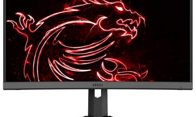 MSI Ushers In Brand New Optix Gaming Monitors