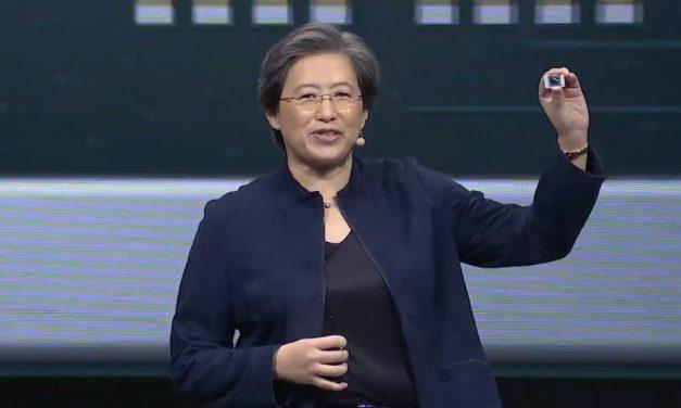 CES 2020: AMD Announces Zen 2 Ryzen 4000 Mobile Processors