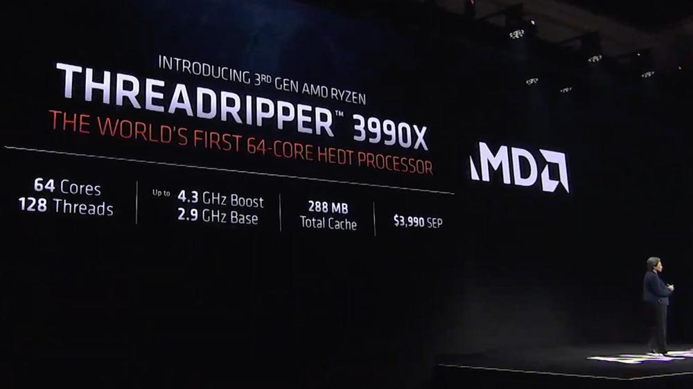threadripper 3990x specs