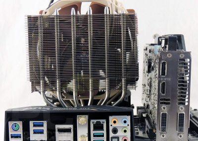 TUFGamingX570Plus-board-noctua-cooler-back
