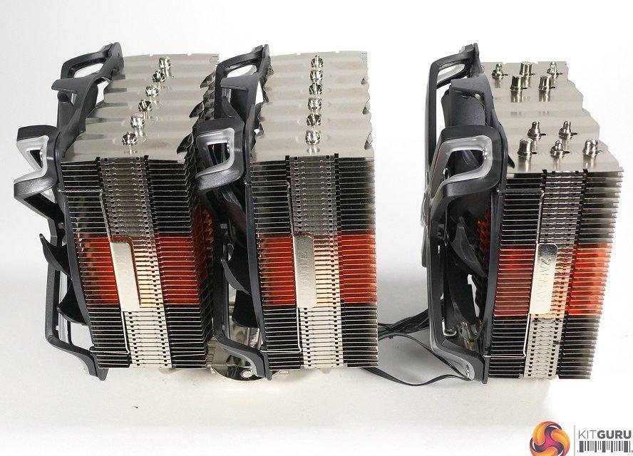 Zalman's CNPS20X and CNPS17X, 'The World's Best CPU Cooler'?