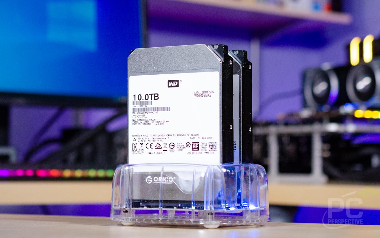 ORICO 2-Bay USB Hard Drive Docking Station With Offline Clone Review - Storage 22