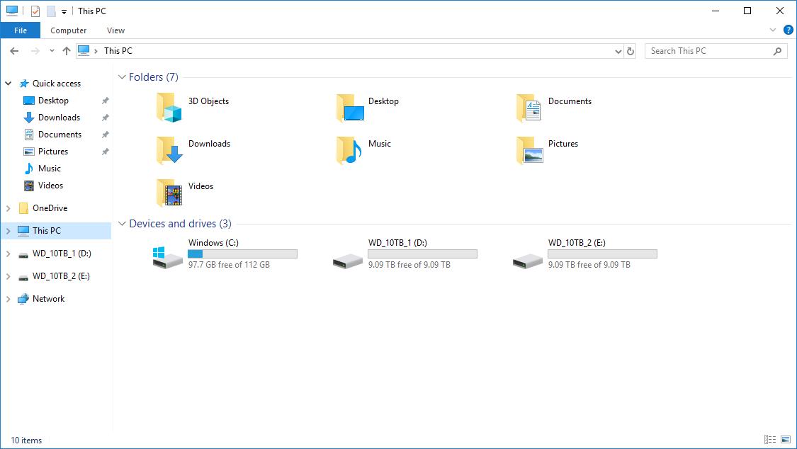 ORICO 2-Bay USB Hard Drive Docking Station With Offline Clone Review - Storage 23