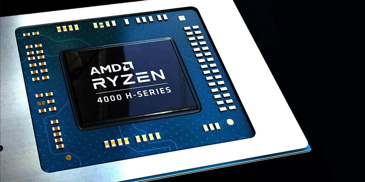 AMD Ryzen Mobile 4000 Discrete Graphics Limited to PCIe Gen3 x8
