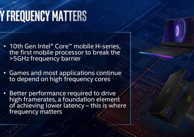 10th Gen Intel Core H-Series 4