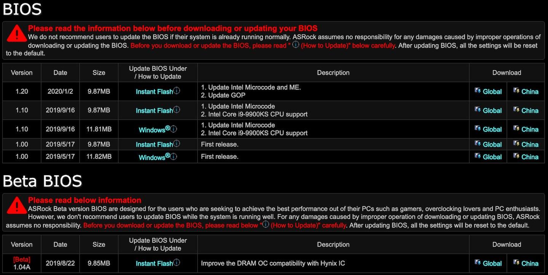 ASRock Z390 Phantom Gaming X Motherboard Review - Motherboards 69