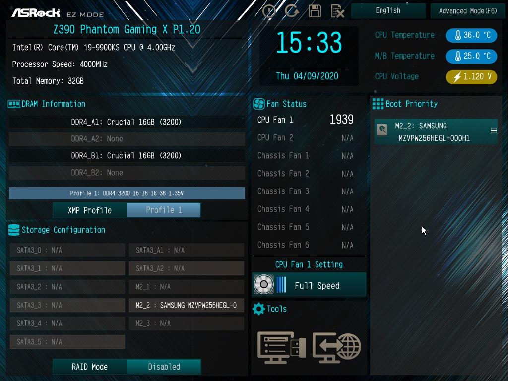 ASRock Z390 Phantom Gaming X Motherboard Review - Motherboards 59