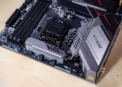 ASRock Z390 Phantom Gaming X Motherboard Review - Motherboards 47