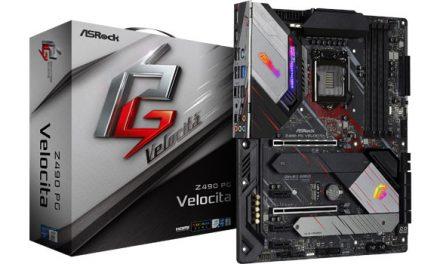 ASRock, ASUS And Gigabyte Tease Z490 Motherboards