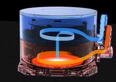 Cooler Master ML240L V2 Pump Design 2