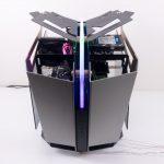 FSP T-WINGS CMT710; An Open Cockpit Case