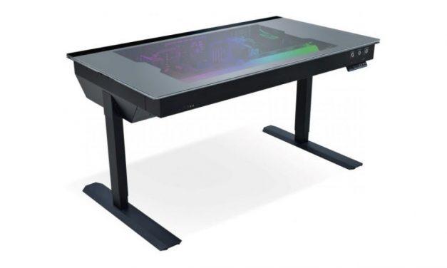 Lian Li's New Motorised Gaming Desks