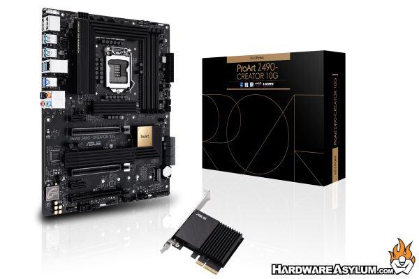 ASRock, ASUS And Gigabyte Tease Z490 Motherboards - Motherboards  3