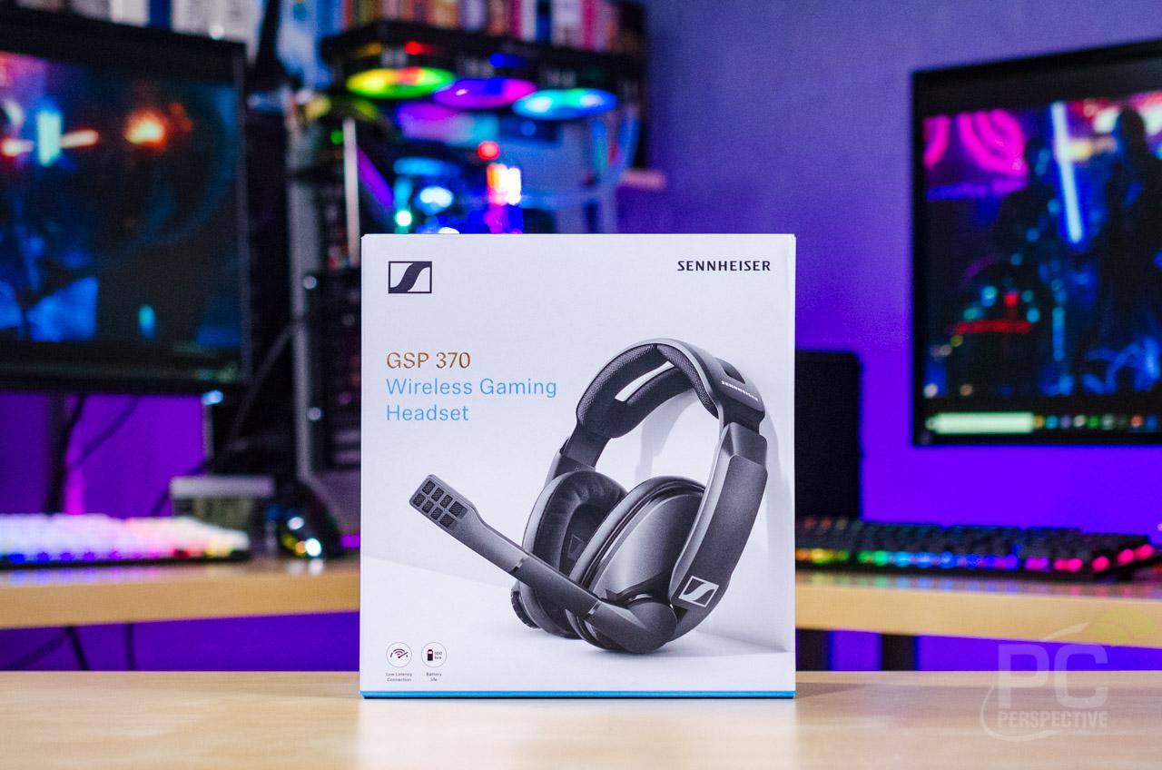 Sennheiser GSP 370 Wireless Gaming Headset Review - General Tech  1