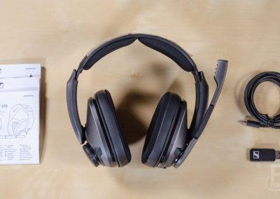 Sennheiser GSP 370 Wireless Headset-1758