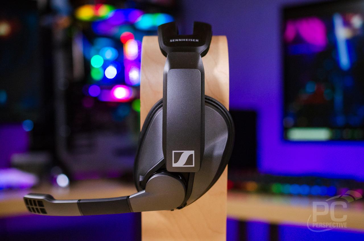 Sennheiser GSP 370 Wireless Gaming Headset Review - General Tech  2
