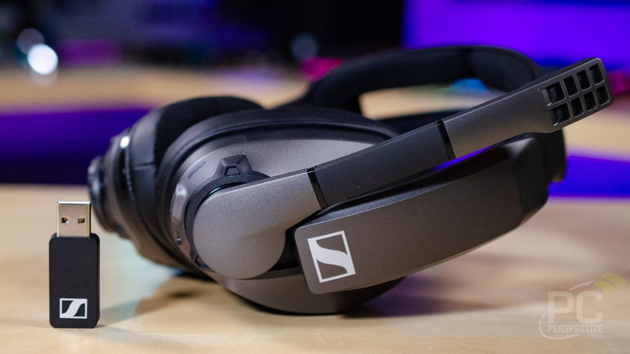 Sennheiser GSP 370 Wireless Gaming Headset Review - General Tech  8