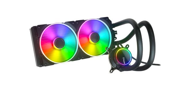 Cool New Fractal Design Celsius+ S28 Prisma AIO Reviews