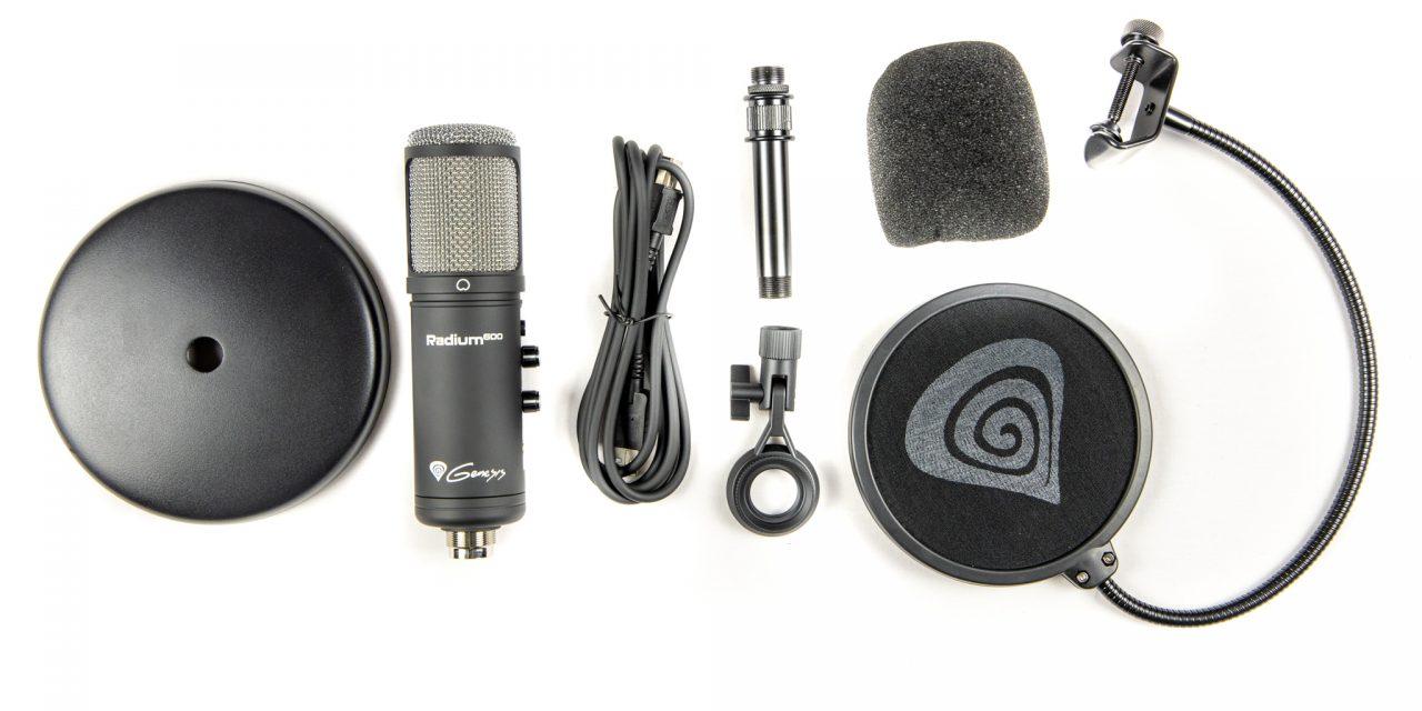 Genesis Radium 600 USB Microphone