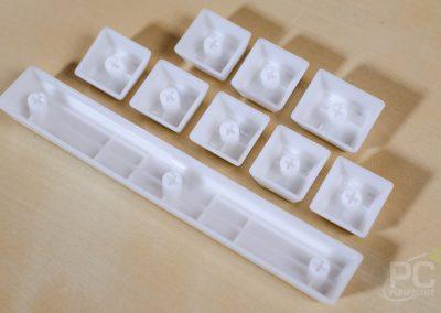 HyperX PBT Pudding Keycaps Bottom