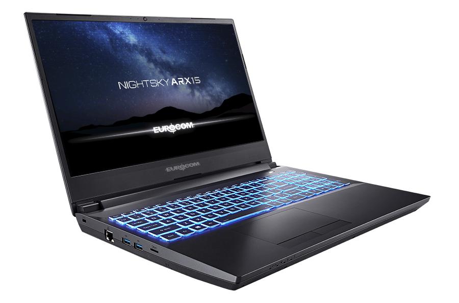 EUROCOM's New AMD Powered Nightsky ARX15 Superlaptop