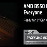 Meet AMD's B550 Chipset