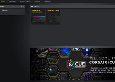 Corsair Dominator Platinum RGB iCUE 1