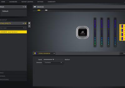 Quick Look Review: Corsair Dominator Platinum RGB Memory In White - Memory 30
