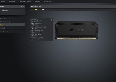 Quick Look Review: Corsair Dominator Platinum RGB Memory In White - Memory 32
