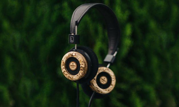 Grado Labs Hemp Headphones Limited Edition