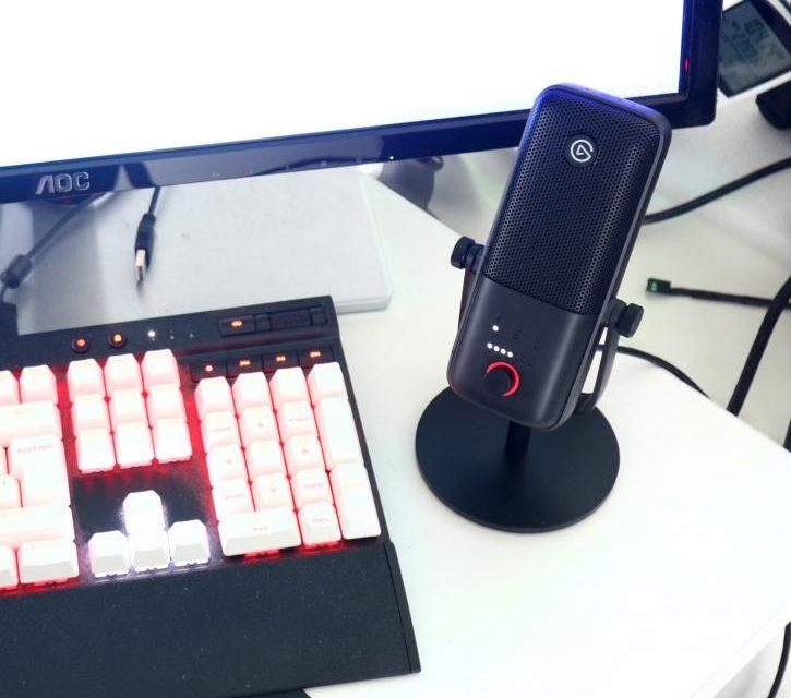 Elgato Wave:3 USB Microphone