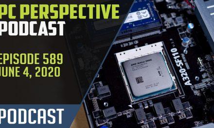 PC Perspective Podcast #589 – AMD Mini PC, Big Navi