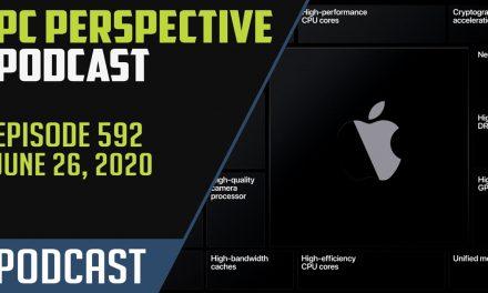 PC Perspective Podcast #592 – Apple Silicon, ASRock Z490 Taichi