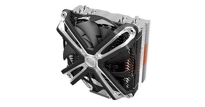 Check The Unique Look Of The Zalman CNPS17X