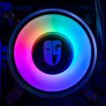 DEEPCOOL Gamer Storm Castle 280EX Liquid CPU Cooler Review