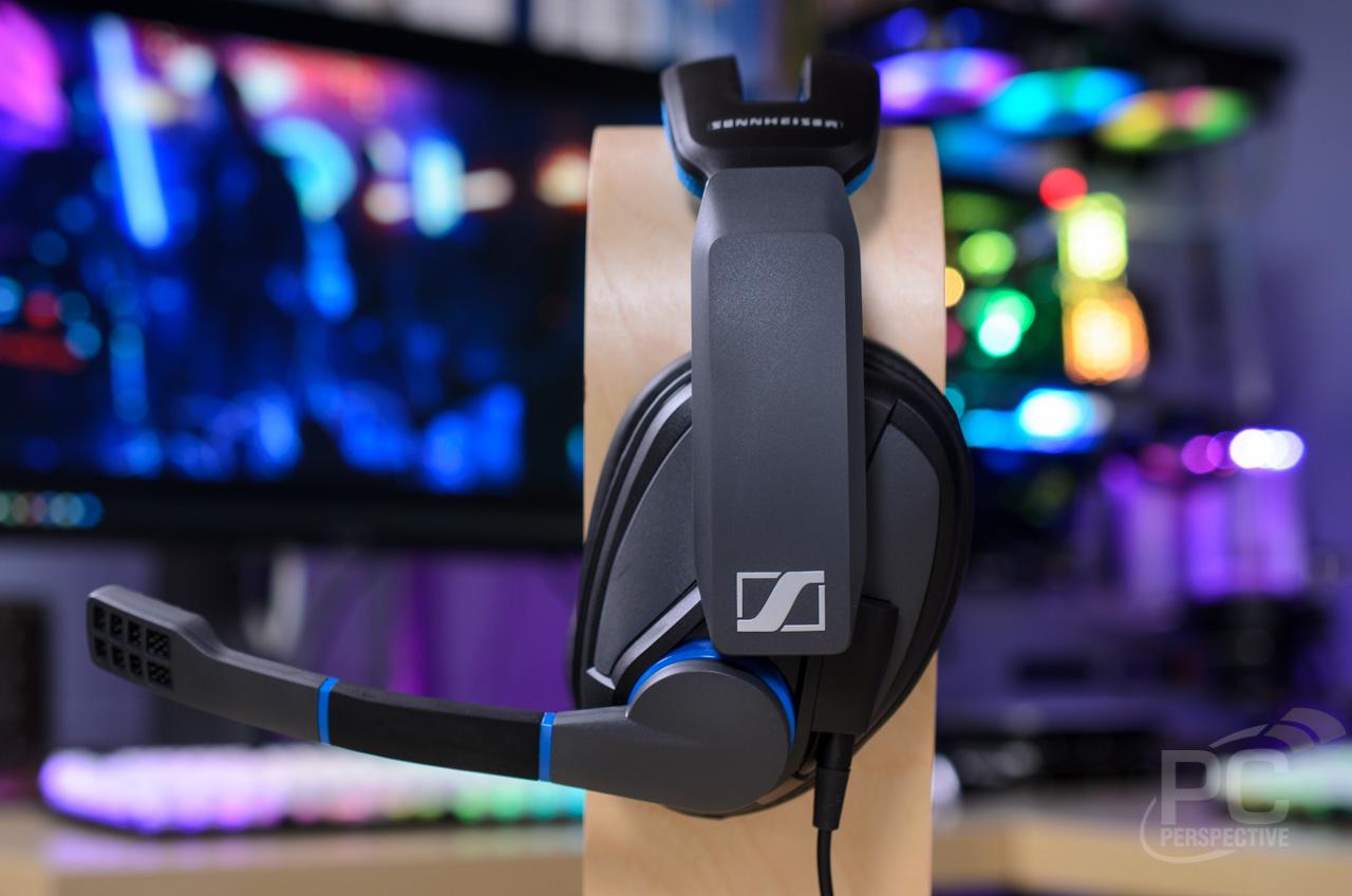 EPOS Sennheiser GSP 300 Wired Gaming Headset Review - General Tech 11