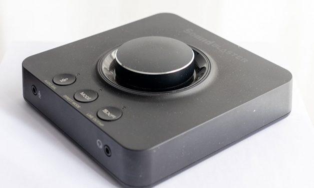 The Versatile Creative Sound Blaster X3