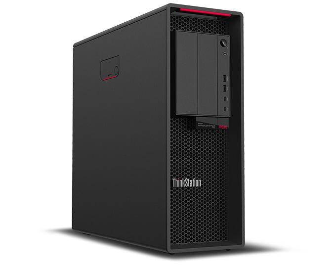 Lenovo's ThinkStation P620: First Workstation With AMD Ryzen Threadripper PRO - Systems 3