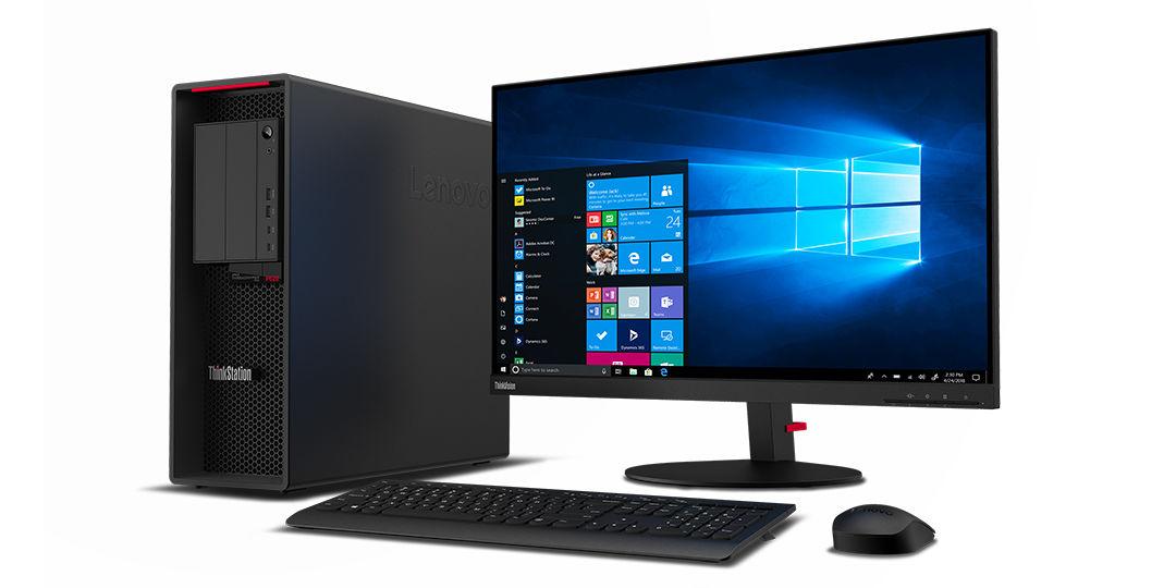 Lenovo's ThinkStation P620: First Workstation With AMD Ryzen Threadripper PRO