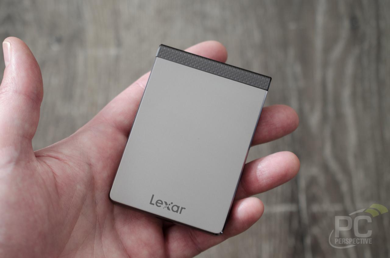 Lexar SL200 Portable SSD Review: Mainstream USB-C Option - Storage 22