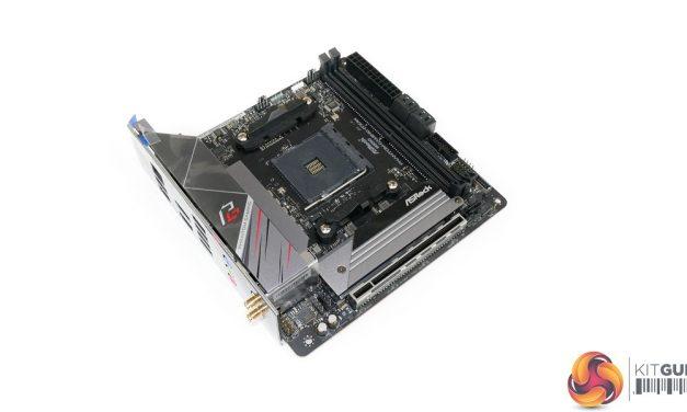 The High End ASRock B550 Phantom Gaming-ITX/AX